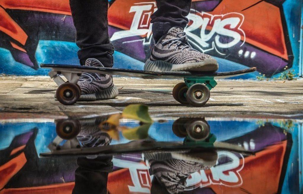 Wynwood Walls skateboard