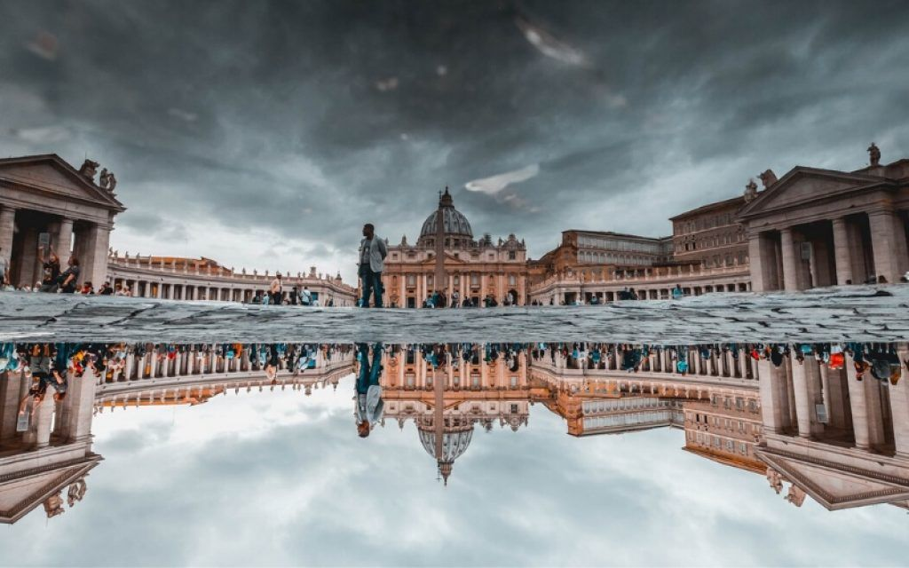 vatican reflection