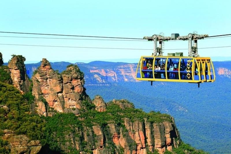 blue mountain excursion sydney