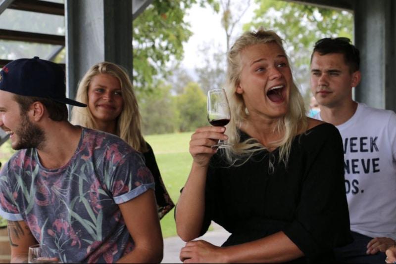 wine tasting sydney