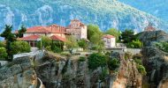 Delphi and Meteora 2-Day Tour from Athens