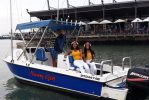 Durban - Private Trip 1hr - Harbour/Sea Cruise on Nawty...