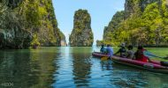 James Bond Island Long Tail Boat Tour