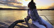 Knysna Sunset Sun-downer Yacht Cruise