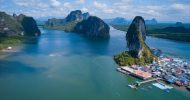 Phang Nga Bay: Early Bird James Bond & Beyond Tour