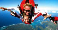 Skydiving Mauritius