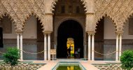 The Alcázar of Seville Guided Tour with Fast Track Access